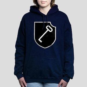 Panzerpionierbataillon 1 Women's Hooded Sweatshirt