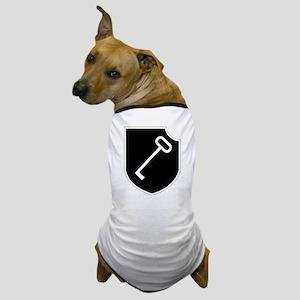 Panzerpionierbataillon 150 Dog T-Shirt