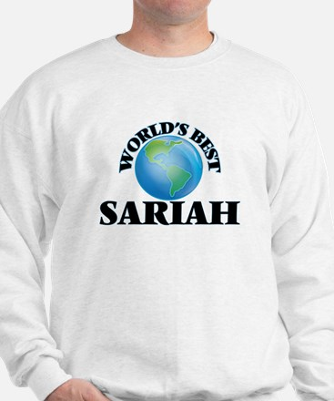 World's Best Sariah Sweatshirt