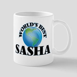 World's Best Sasha Mugs