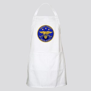 SIXTH FLEET US Navy Military PATCH Apron