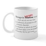 Menagerie Mayhem Mug