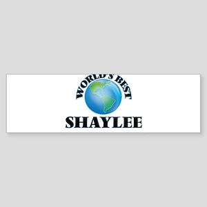 World's Best Shaylee Bumper Sticker