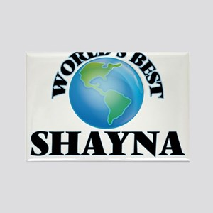 World's Best Shayna Magnets