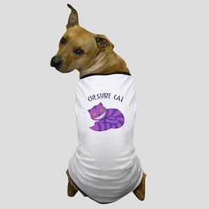 Cheshire Cat Dog T-Shirt