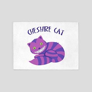 Cheshire Cat 5'x7'Area Rug
