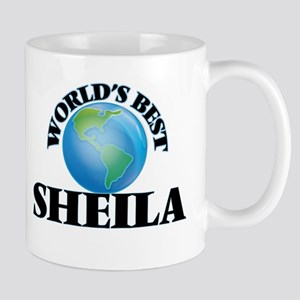World's Best Sheila Mugs