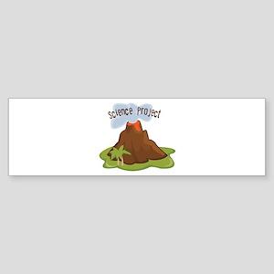 Science Project Bumper Sticker