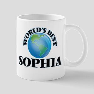 World's Best Sophia Mugs