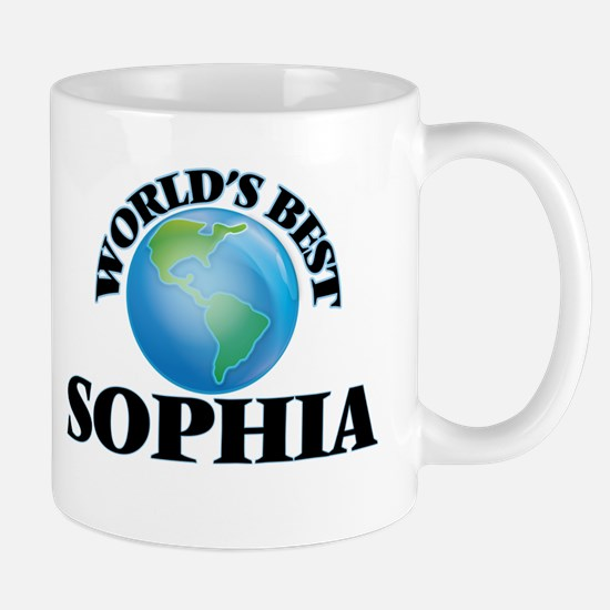 World's Best Sophia Mugs