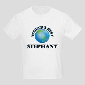 World's Best Stephany T-Shirt