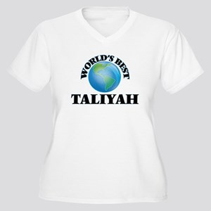 World's Best Taliyah Plus Size T-Shirt