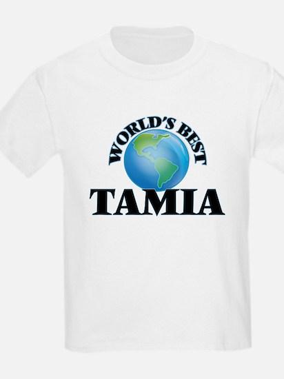 World's Best Tamia T-Shirt