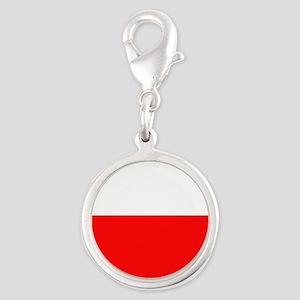 Poland Flag Charms