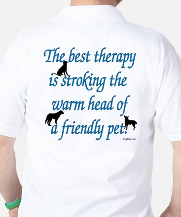 Best Therapy Golf Shirt