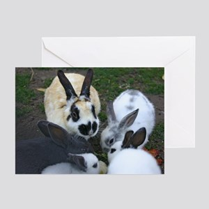 Bunny Luncheon Greeting Cards (Pk of 10)