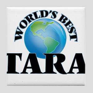 World's Best Tara Tile Coaster
