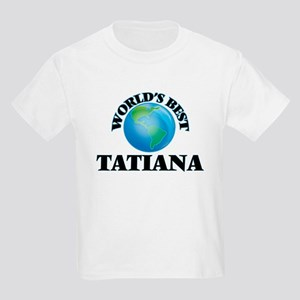 World's Best Tatiana T-Shirt