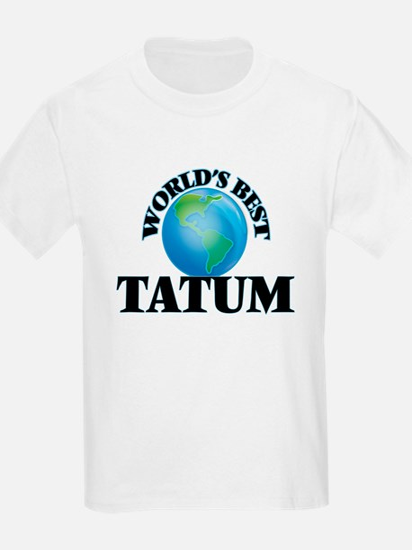World's Best Tatum T-Shirt