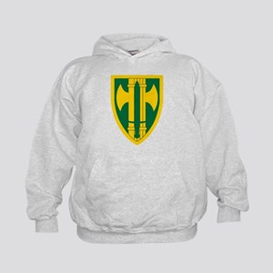 18th MP Brigade Kids Hoodie