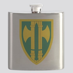 18th MP Brigade Flask