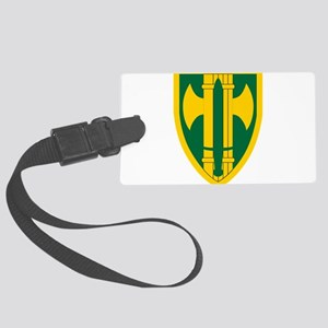 18th MP Brigade Large Luggage Tag