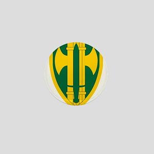 18th MP Brigade Mini Button (10 pack)