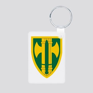 18th MP Brigade Keychains