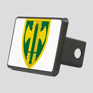 18th MP Brigade Rectangular Hitch Cover