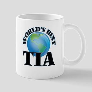 World's Best Tia Mugs