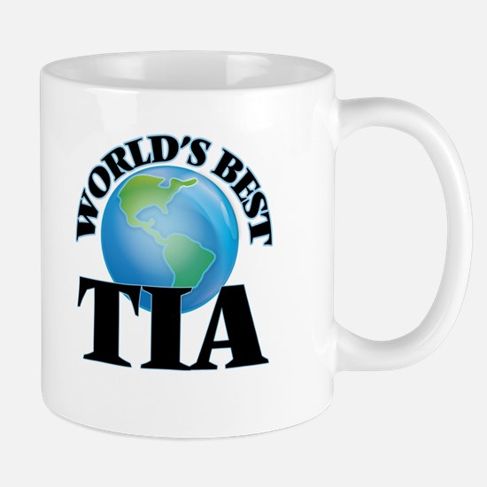 World's Best Tia Mugs