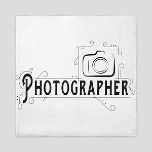 Photographer Queen Duvet
