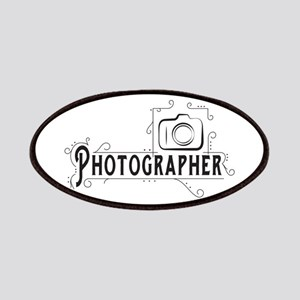 Photographer Patches