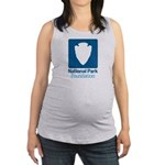 Npf Logo Maternity Tank Top