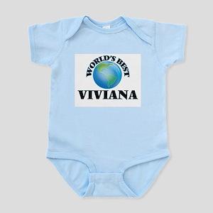 World's Best Viviana Body Suit