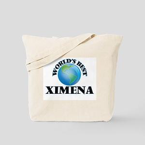 World's Best Ximena Tote Bag