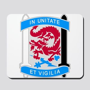 501st Military Intelligence Brigade Dist Mousepad