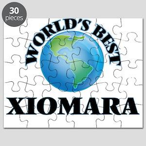 World's Best Xiomara Puzzle
