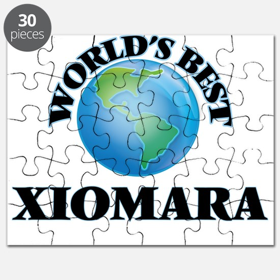 World's Best Xiomara Puzzle
