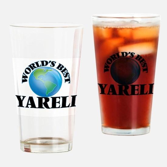 World's Best Yareli Drinking Glass