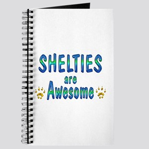 Shelties are Awesome Journal