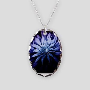 Blue Kush Necklace