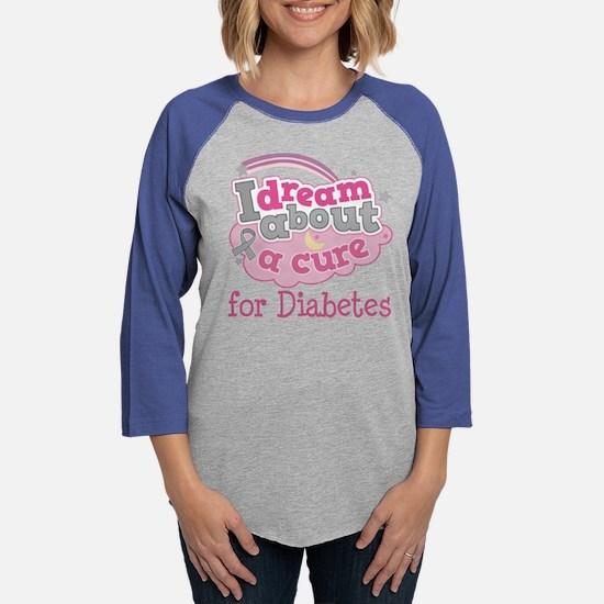 DIABETES Cure Long Sleeve T-Shirt