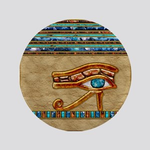 """Harvest Moons Eye of Ra 3.5"""" Button"""