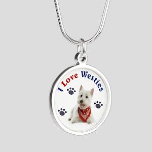 I Love Westies 111 Necklaces