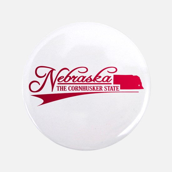"Nebraska State of Mine 3.5"" Button"