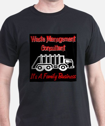 Waste Management Consultant T-Shirt
