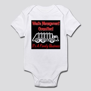 Waste Management Consultant Infant Bodysuit