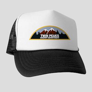 Twin Peaks Sheriff Department Trucker Hat