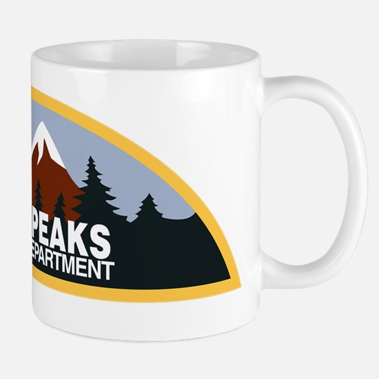 Twin Peaks Sheriff Department Mug